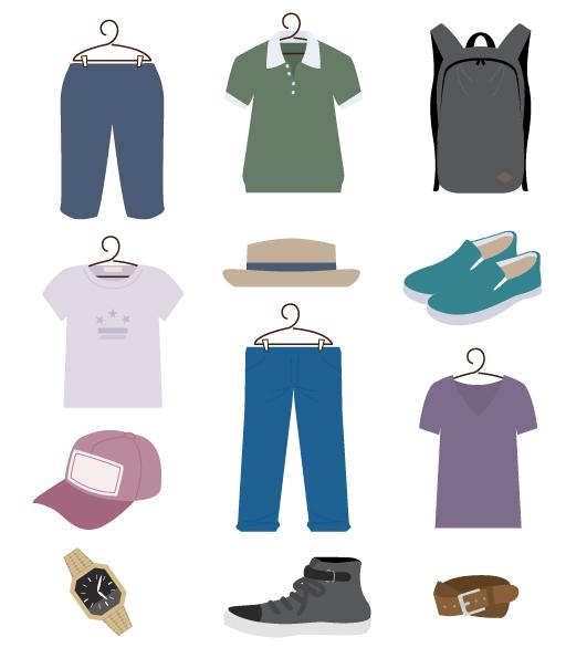 秋の運動会の服装はどんな事に気をつければいいの?小物は?靴は?