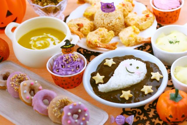 ハロウィンにかぼちゃを使ったレシピで子供が喜ぶ食卓を作ろう!