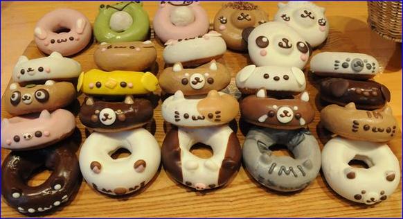 イクミママの動物ドーナツが大人気!種類やお値段は?どこで買うの?について調べてみました